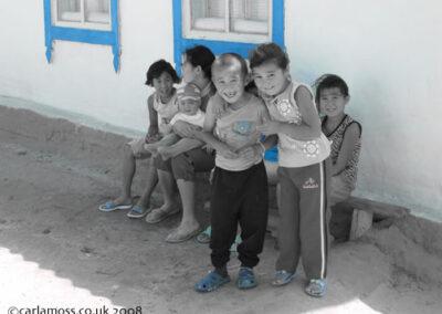 Astana Blue - Children