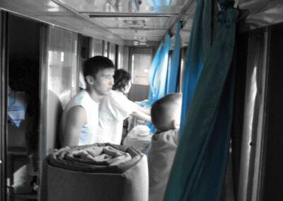 Astana Blue - Train1